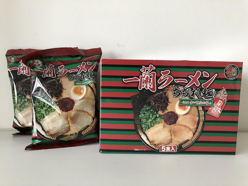 Ichiran Instant Noodle/Ramen
