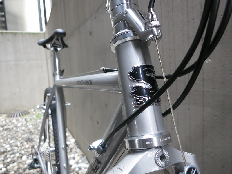 SURLY Cross Check Silver Hed