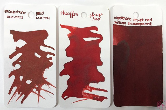 Blackstone Red Kunzea Ink Review @Appelboom 5
