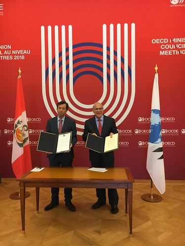 Peru deposits instrument of accession for the Multilateral Convention on Mutual Administrative Assistance in Tax Matters