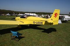 G-LEDE Zenair CH.601 [PFA 162A-14576] Popham 050518