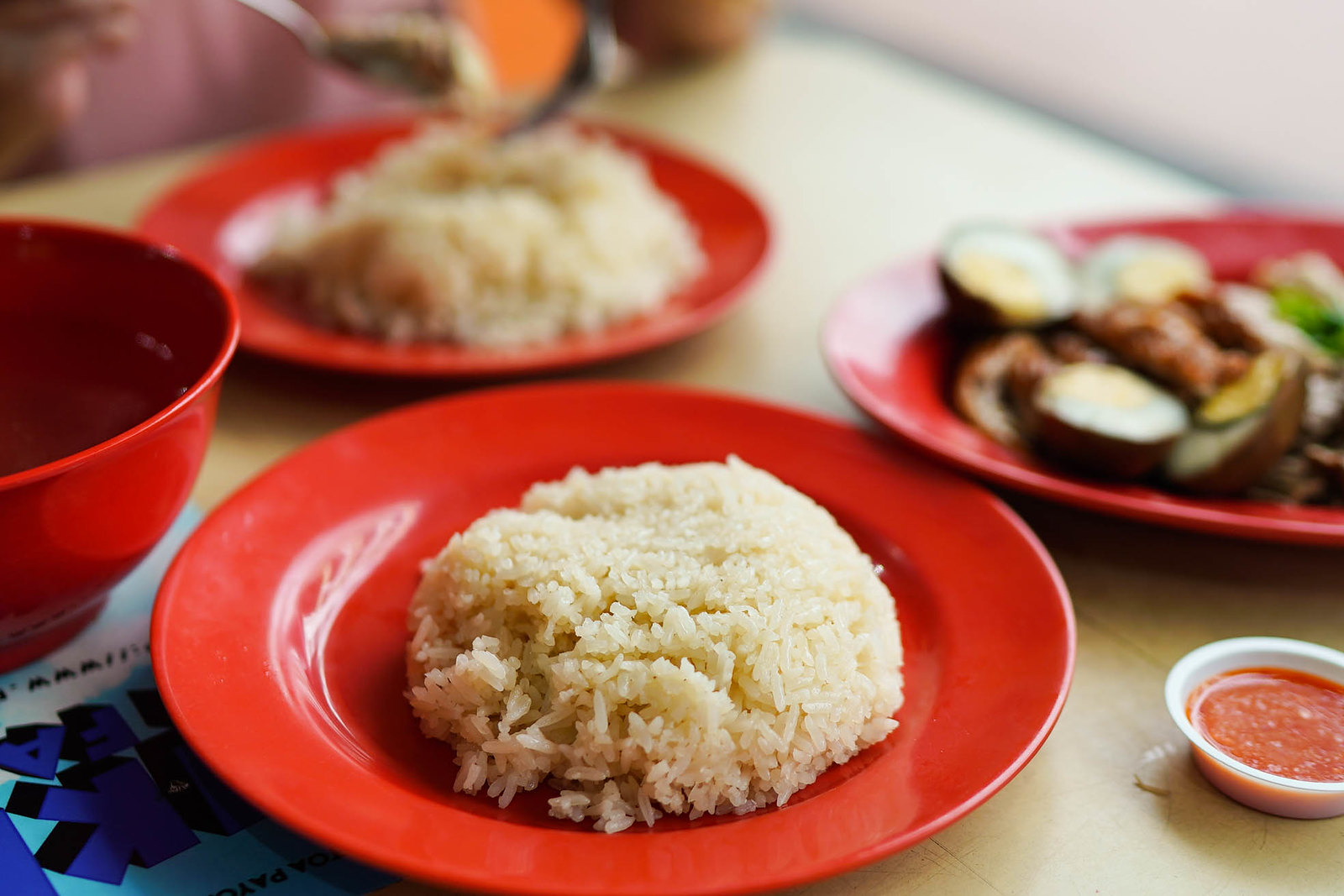 master chicken rice Masterchef rice