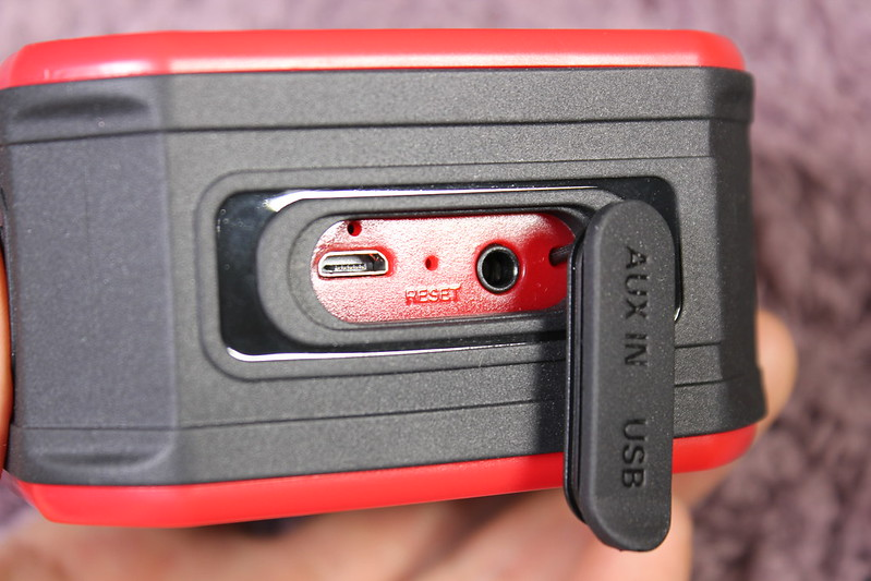 Riodo 防水 Bluetooth スピーカー 開封レビュー (23)