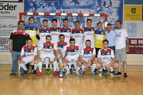 Fútbol Sala Pulidos Anabril-Electrodomésticos Marysol