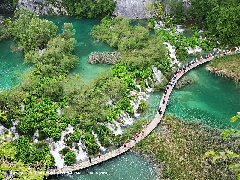 2018 Day 12 Croatia Plitvice Lakes National Park