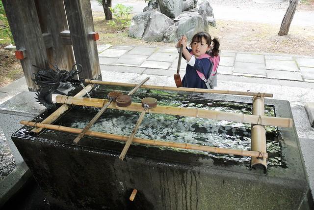 Photo:SAKIKO - GOKOKU Shinto shrine. By MIKI Yoshihito. (#mikiyoshihito)