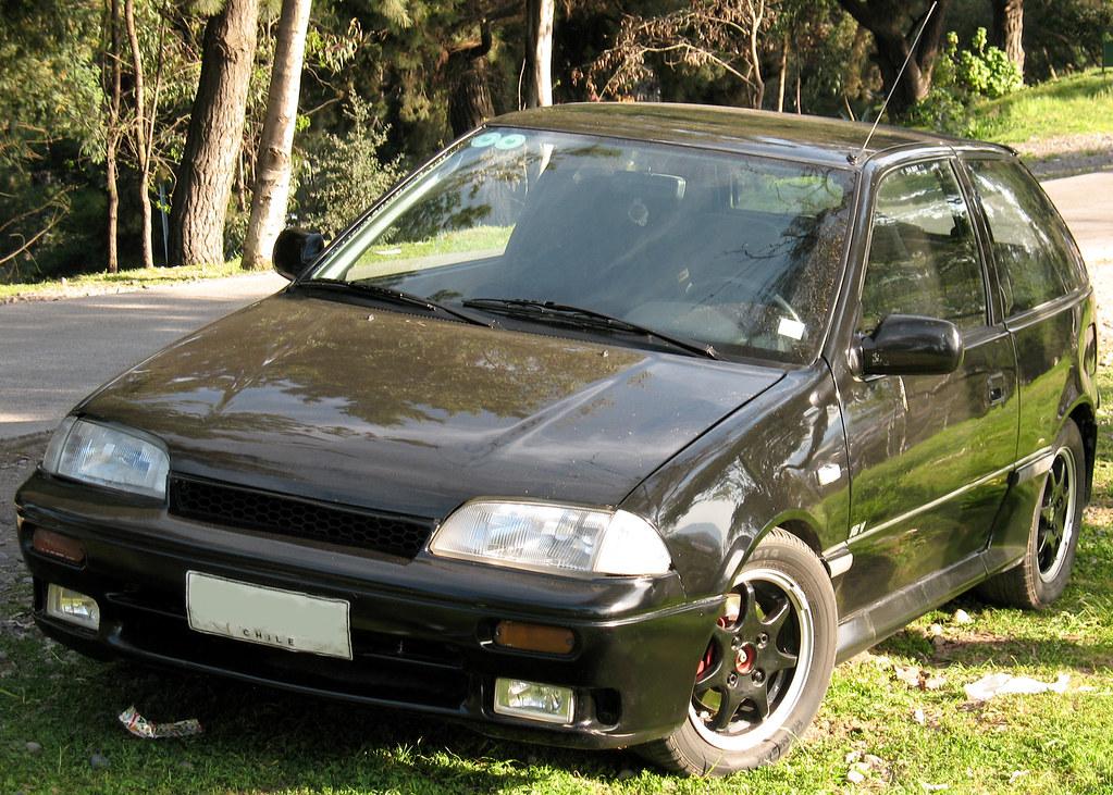 Suzuki Swift 13 GTi 1991