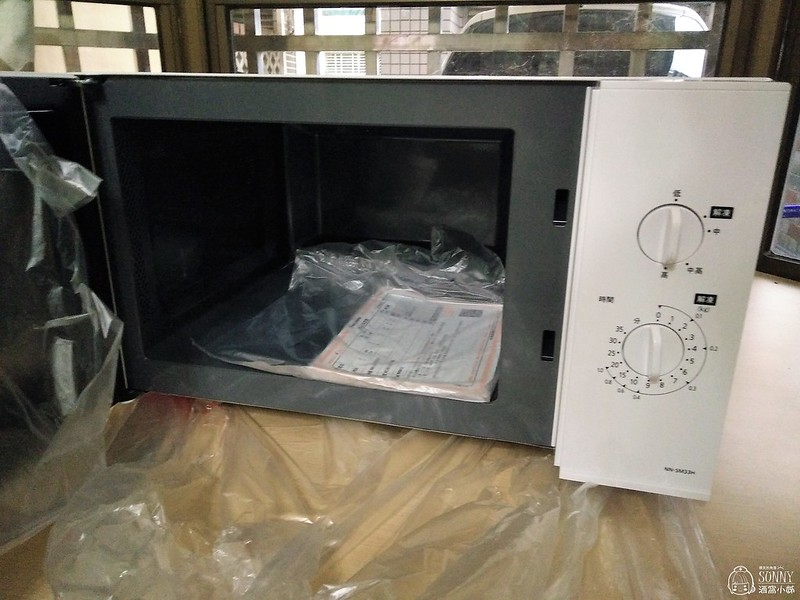 【國際牌Panasonic】25L機械式微波爐 NN-SM33H