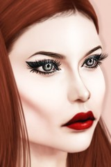 LEPUNK {Catwa} Aqil Eyeliner