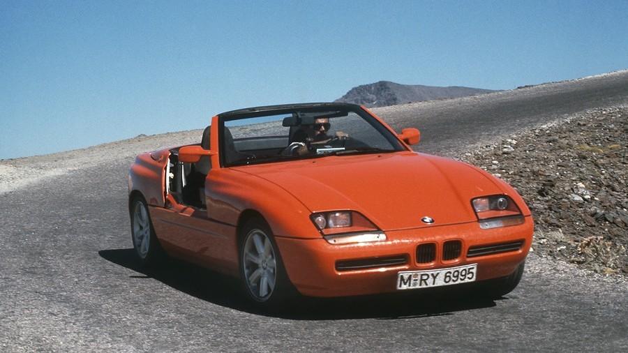 BMW Z1 историја 19
