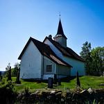 Skoger gamle kirke