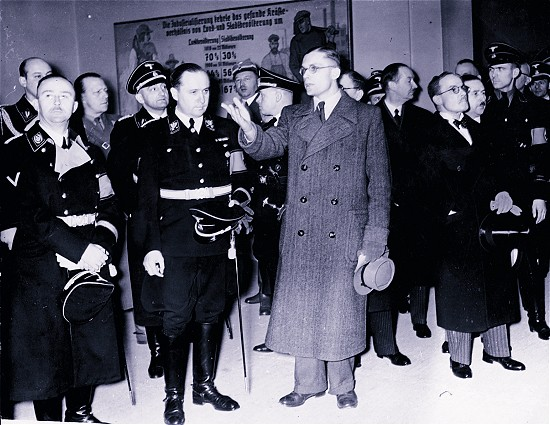 Darre with Himmler