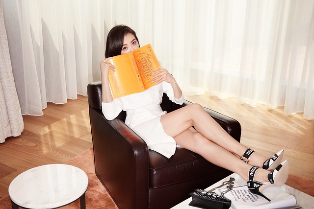 Jimmy Choo - Victoria Song Qian Style Diary