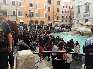 Fountain Trevi | by libelle_journey