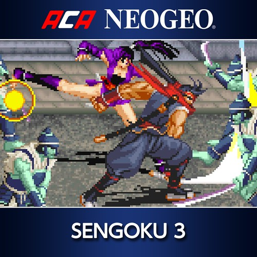 ACA NEOGEO SENGOKU 3 on PS4 | Official PlayStation™Store US