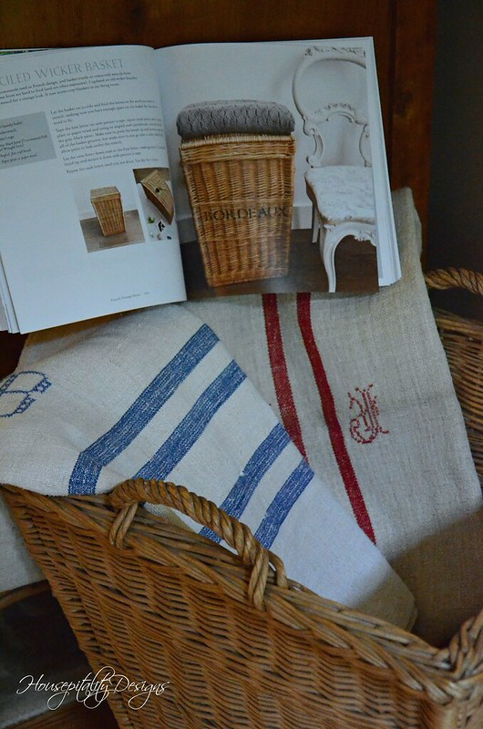 French Basket-Housepitality Designs