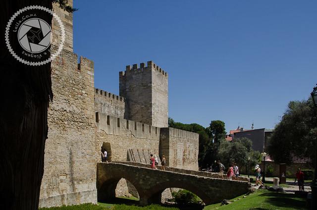 PT/Lisboa - Castelo de Sao Jorge