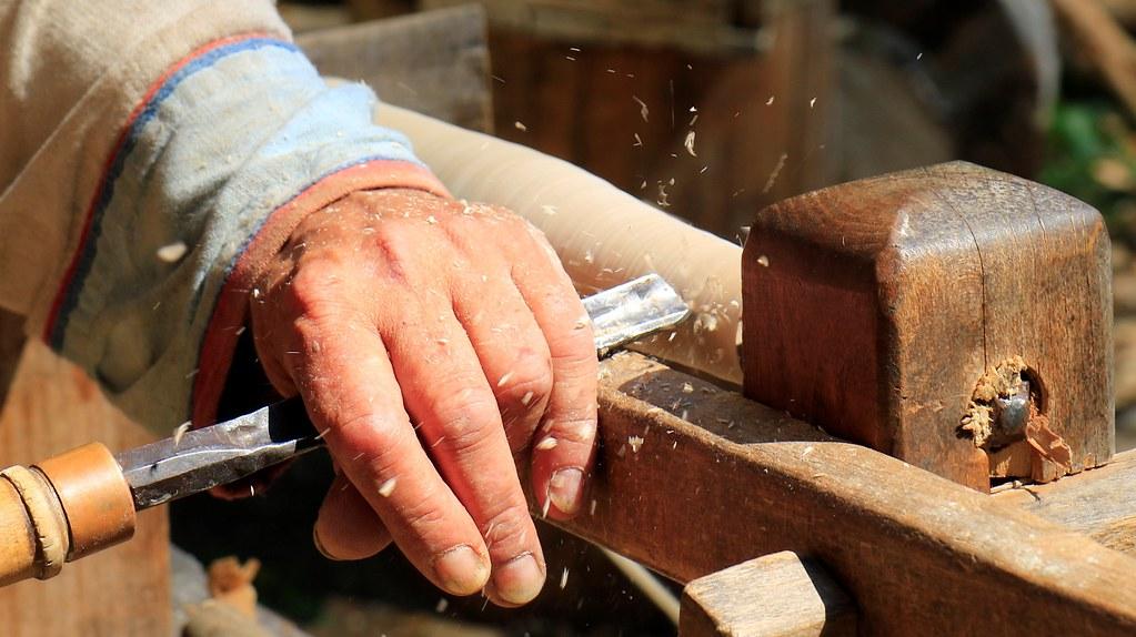 Drechsler craftsmen tool  - Credit to http://homedust.com/