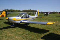 G-LOSY Evektor EV-97 [PFA 315-14161] Popham 050518