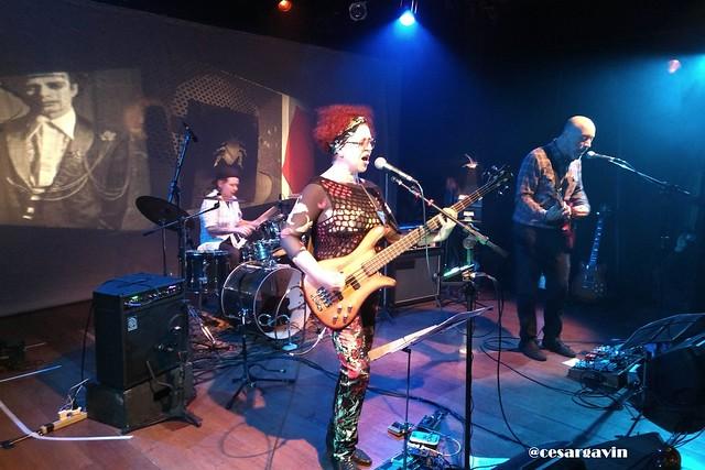 Smack ao vivo (2018)