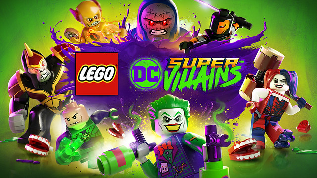 Chaos Reigns In LEGO DC Super Villains Video Game