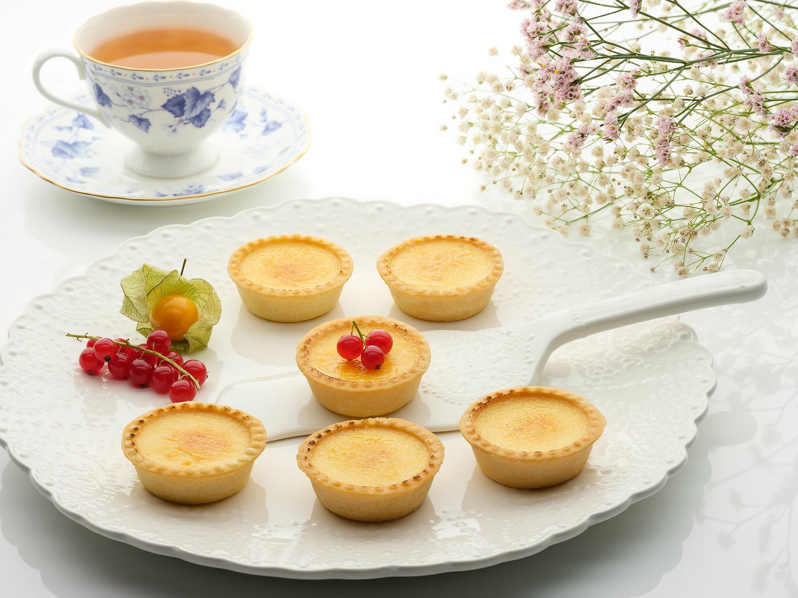 durian high tea buffet Marriott Cafe_Durian Crème Brulee Tartlets