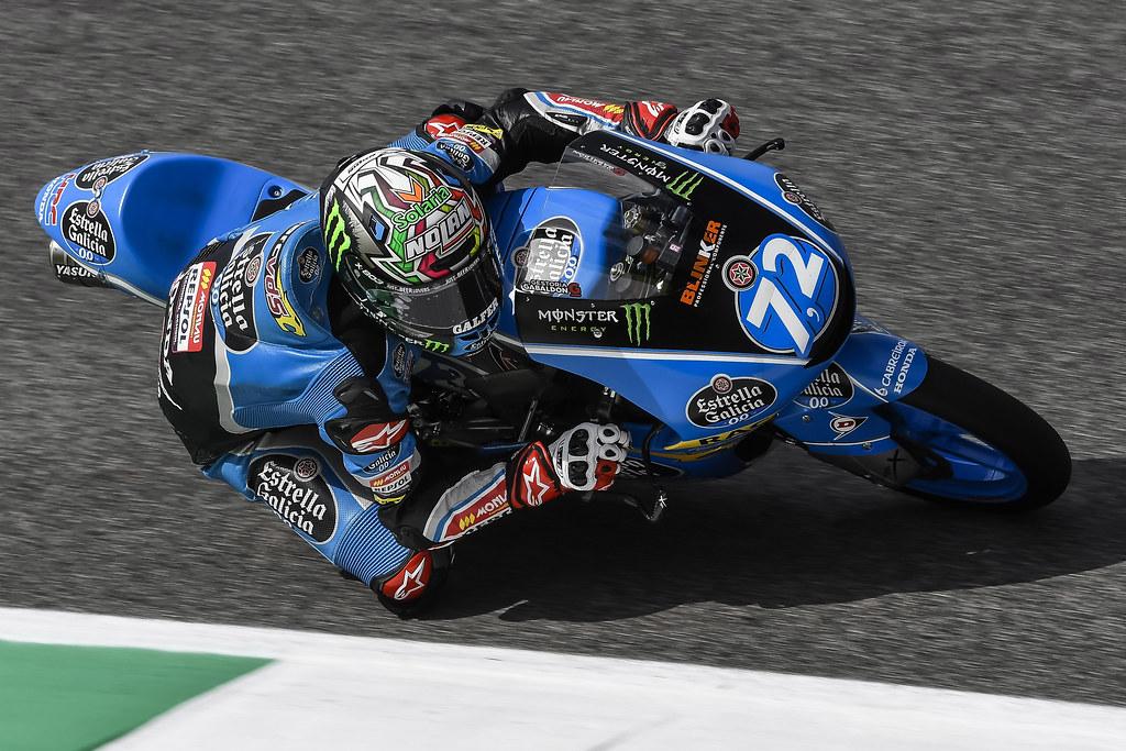 Alonso López Gp De Italia 2018 Box Repsol Flickr