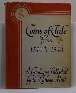 Coins of Chile book cover