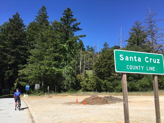Saratoga Gap