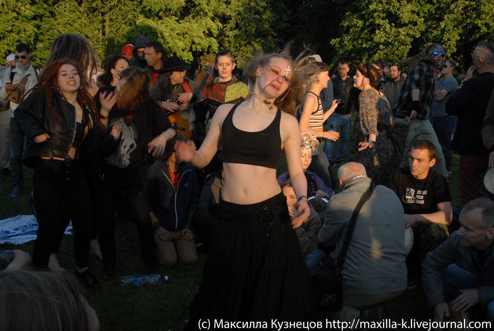 Танцы под Сосной