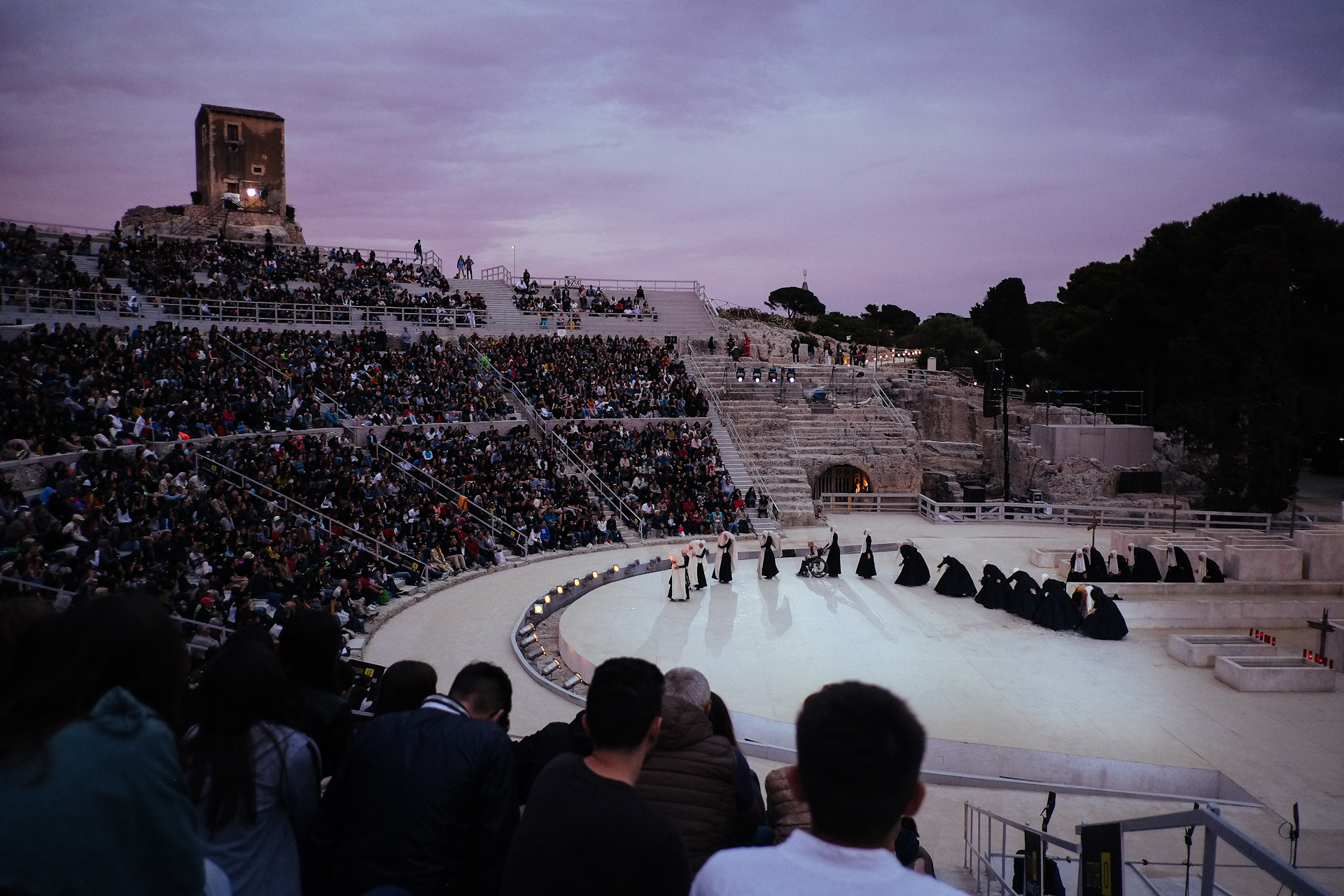 SICILY - Syrcuse/Ortigia