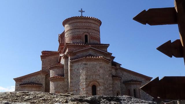 Saint Pantelejmon Church, Ohrid