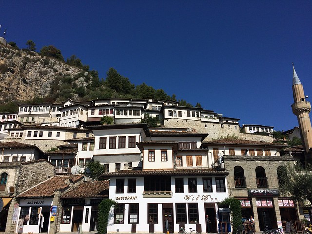 Berat Old Town 02