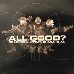 DE LA SOUL:ALL GOOD?(JACKET A)