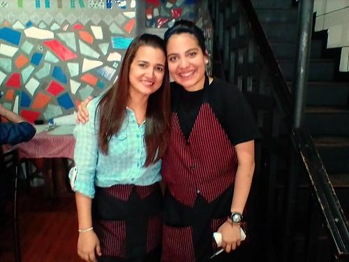 Erika and Laura (el Patron)