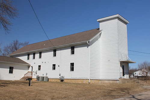 St. James Catholic Church (Former) - Dayton, WI