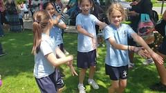 Dancing The Macarena After School