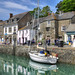The harbour at Padstow, Cornwall