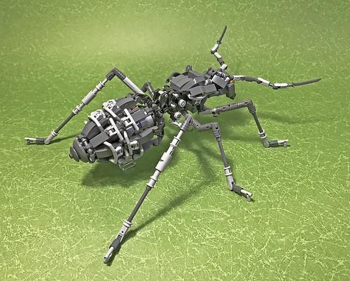 LEGO Mecha Ant-MK2-03