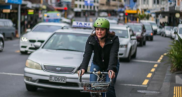 Associate Minister for Transport, JulieAnne Genter
