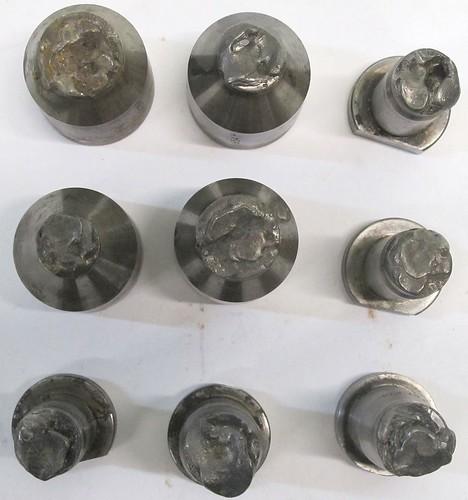 1968-S U.S. Mint Coin Dies