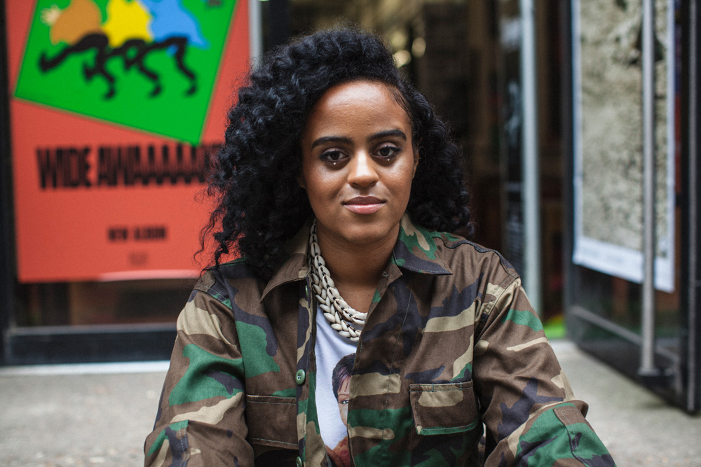 Record Shopping with... Seinabo Sey