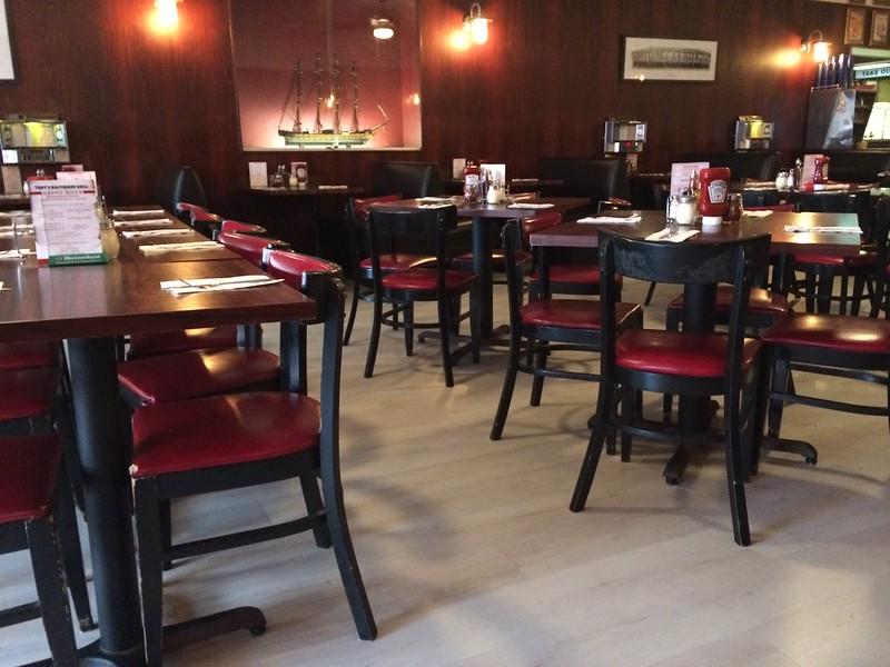 Tony's Baltimore Grill Atlantic City Retro Roadmap 2018