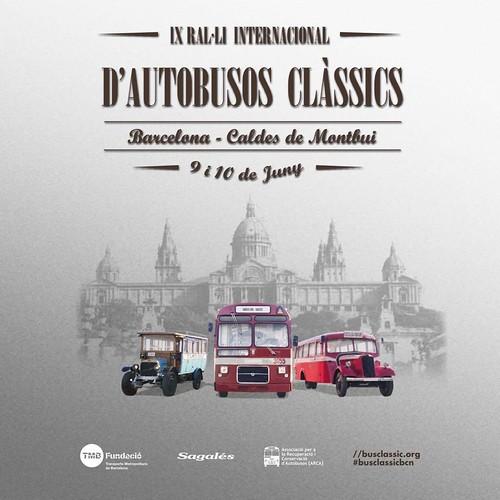 Ral·li d'autobusos clàssics 2018