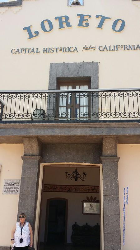 Loreto Capital Historica de las California