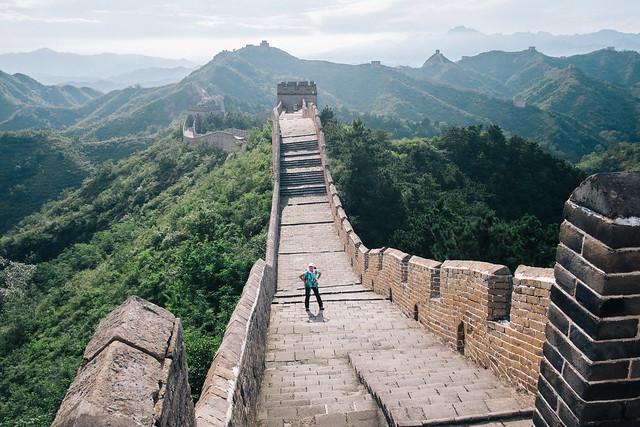 Great Wall of China - 2016-17