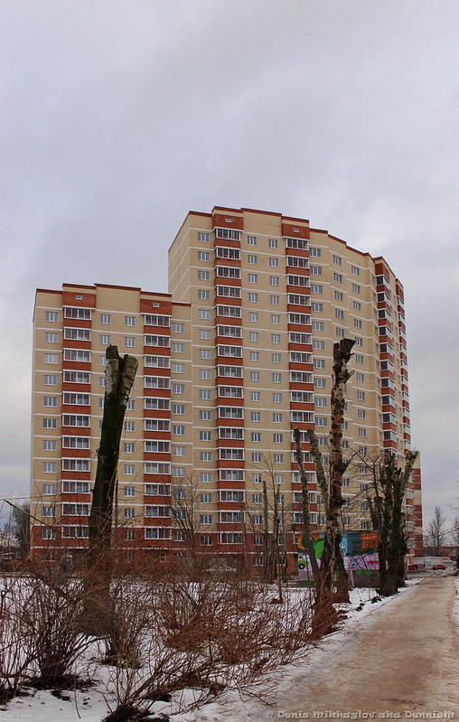 Фрязино, улица Нахимова, 14а.
