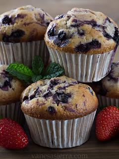 MuffinsdeArándanos00