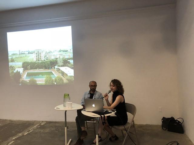 RU Talk: Gabriele Rossi in conversation with Jennifer Wilkinson