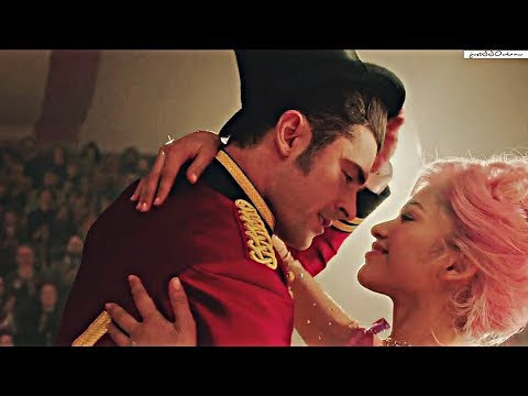 Phillip Carlyle e Anne Wheeler, The Greatest Showman.